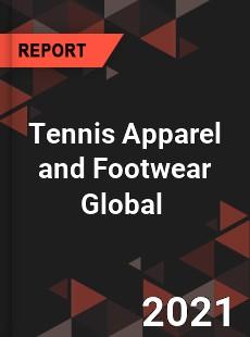 Tennis Apparel and Footwear Global Market
