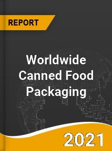 Worldwide Canned Food Packaging Market