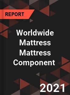 Worldwide Mattress Mattress Component Market